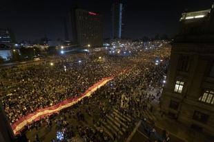 Revueltas en Perú tras la destitución del presidente