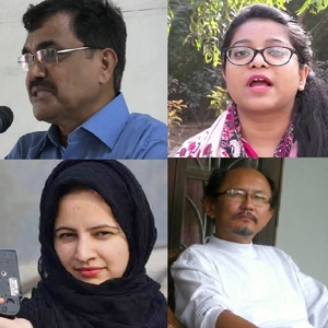 In India the situation of activists and journalists remains precarious under the COVID-19 lockdown