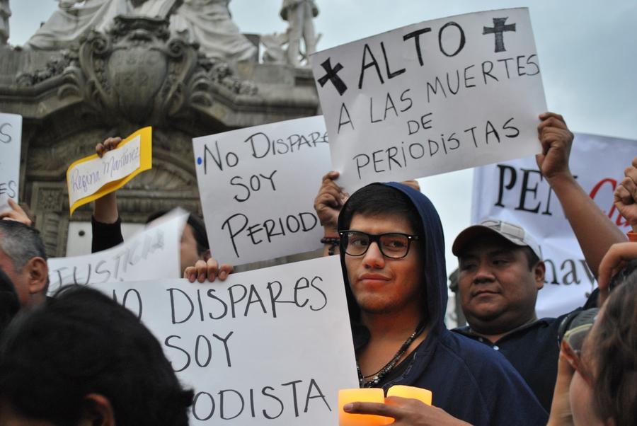 Diez periodistas asesinados en México este año mientras aumenta la violencia contra los medios