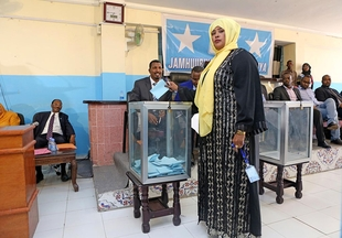 Former Al-Shabab Commander barred from elections, supporters clash with police