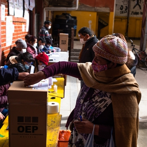 Polarisation continues after presidential elections in Bolivia
