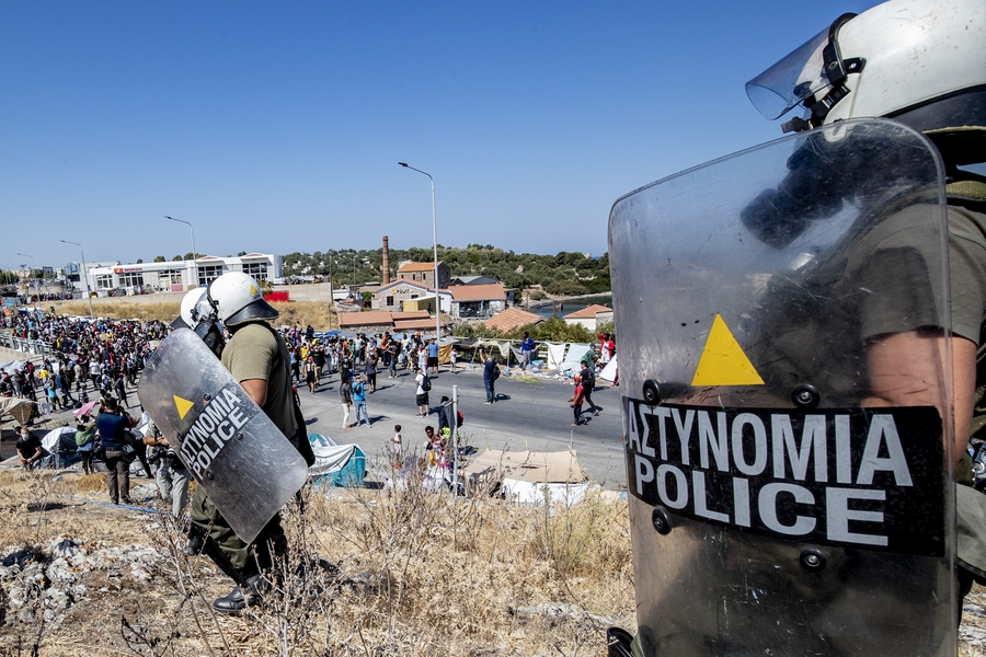 Police brutality during protests and targeting of journalists a huge concern