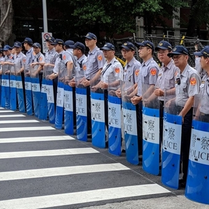 Excessive force used by Taiwan police against eviction protesters