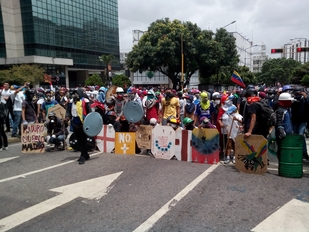 Venezuelan government continues to repress freedom of association