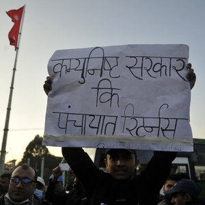 Nepali government muzzling critical voices and introducing new restrictive laws