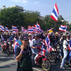 Intimidation, prosecution and detention: closing spaces for dissent in Thailand