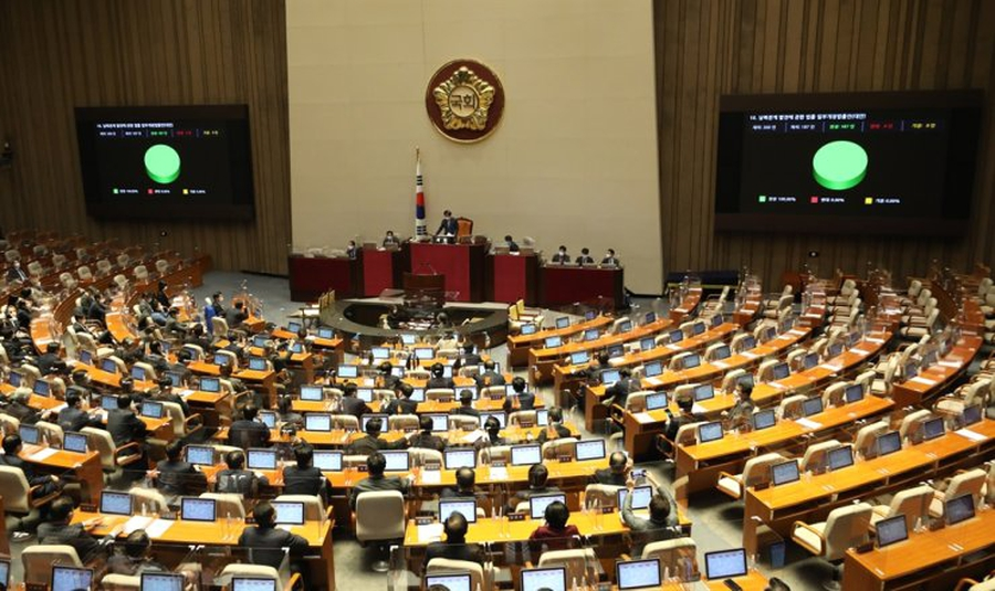 South Korea increases restrictions on activism on North Korea, passes regressive labour law revision