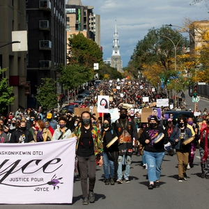Canada: Local and global concerns move people to rally and call on government to take action