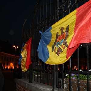 Allegations of electoral malpractice spark protests in Moldova