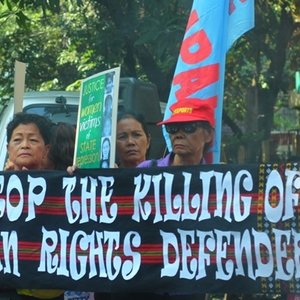 Calls for legislation to protect human rights defenders as attacks against them persist