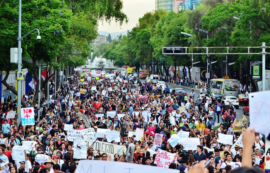 Journalists in Mexico continue to work in a hostile environment