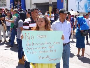 Honduras, uno de los países más peligrosos del mundo para los defensores del medioambiente
