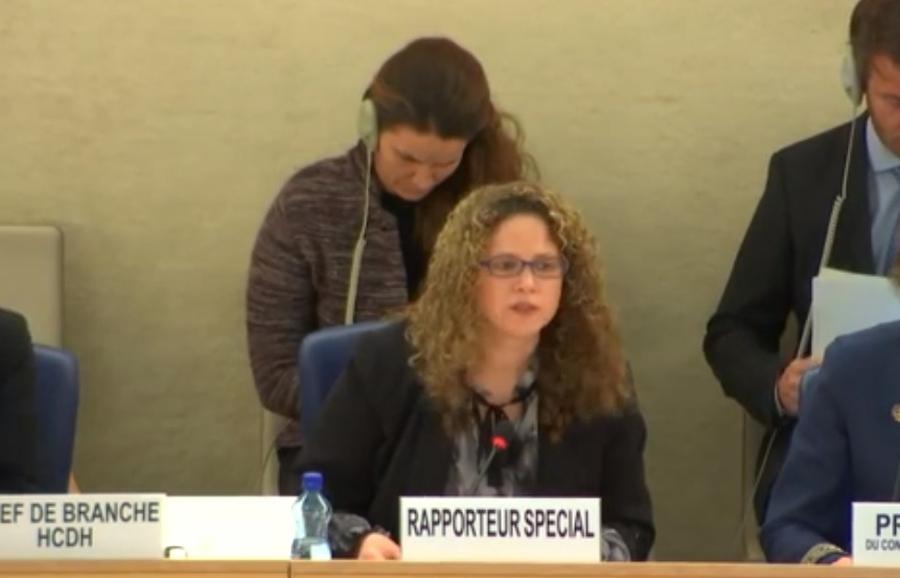 UN Special Rapporteur raises concerns about shut down of Maldives human rights group