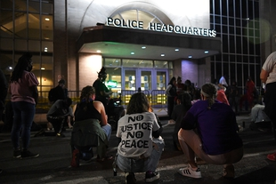 Protests against systemic racism continue despite flagrant attacks on civil liberties