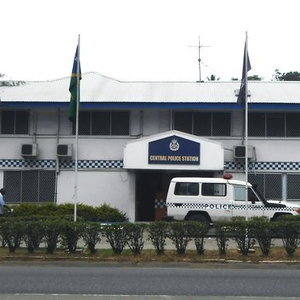 Police strike restricted in Solomon Islands