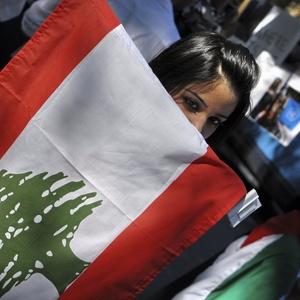 Lebanese Feminists unite for international women's day march