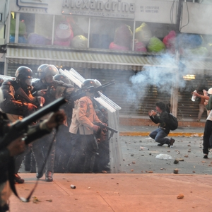 At least five dead, dozens wounded and hundreds arrested in new wave of protests
