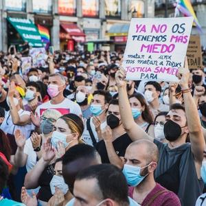 Homophobic killing sparks nationwide protests; 2020 lockdown restrictions declared unconstitutional
