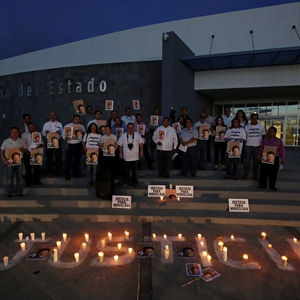 Conviction of perpetrators in the killings of journalists Miroslava Breach and Javier Valdez