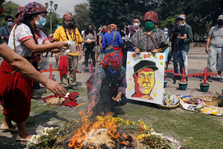 Judicial harassment of journalist and attacks against Indigenous rights defenders in Guatemala