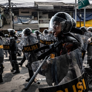 Indonesian civil society finds human rights violations during deadly post-election protests