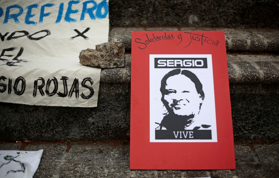 Authorities must guarantee justice in the case of Sergio Rojas, says Costa Rican civil society