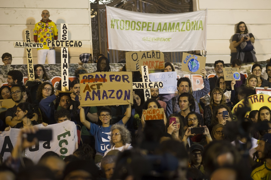 Brazil: defenders vilified and criminalised, censorship and attacks against media on the rise