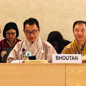 Bhutan urged to repeal criminal defamation laws during Human Right Council review