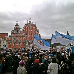 Latvian CSOs continue to navigate relations with the government as civic space narrows