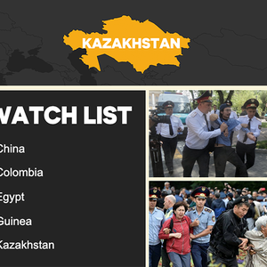 Kazakhstan: Strikes, arrests and fears of new restrictions on fundamental freedoms