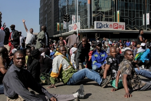 Groups strike, protest, amid deteriorating economic conditions