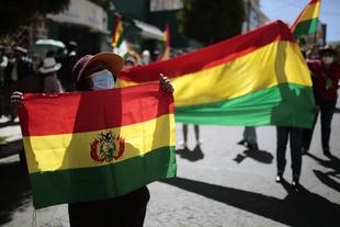 Continúa la estigmatización de la oposición en Bolivia