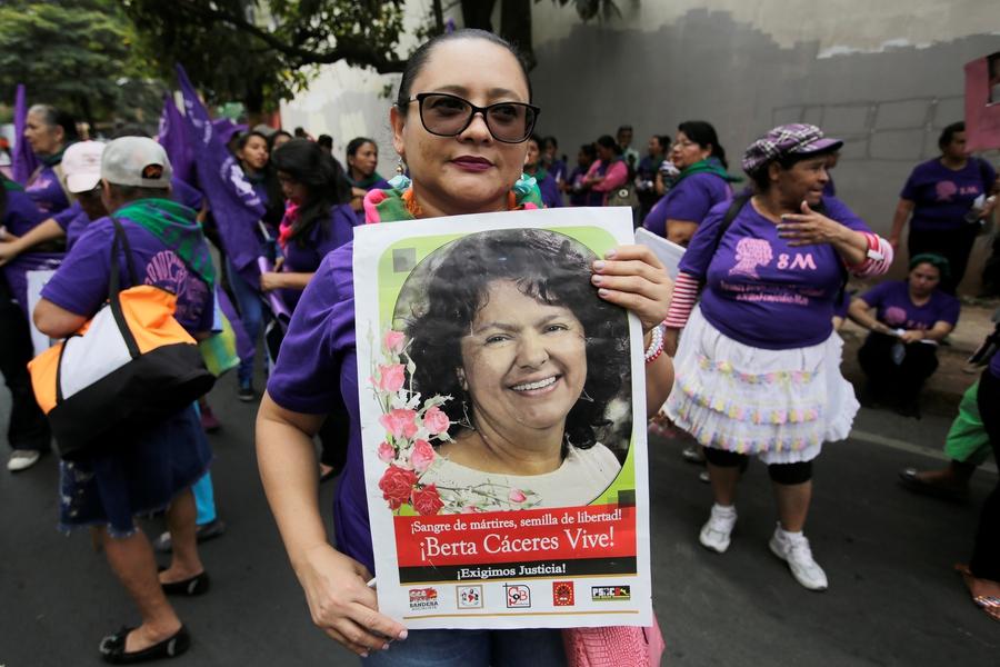 Lenca leader killed and several defenders facing criminalisation in Honduras