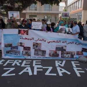 Morocco courts uphold heavy sentences for peaceful protesters and dissolve cultural CSO