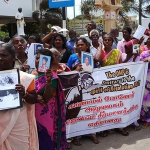 Activists threatened and attacked while families of the disappeared protest hearings