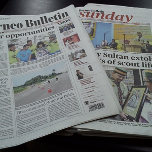 New RSF report shows no improvement for press freedom in Brunei