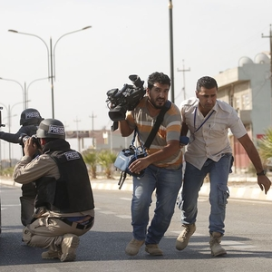 Freedom of expression under severe threat as journalist and writer killed in Iraq
