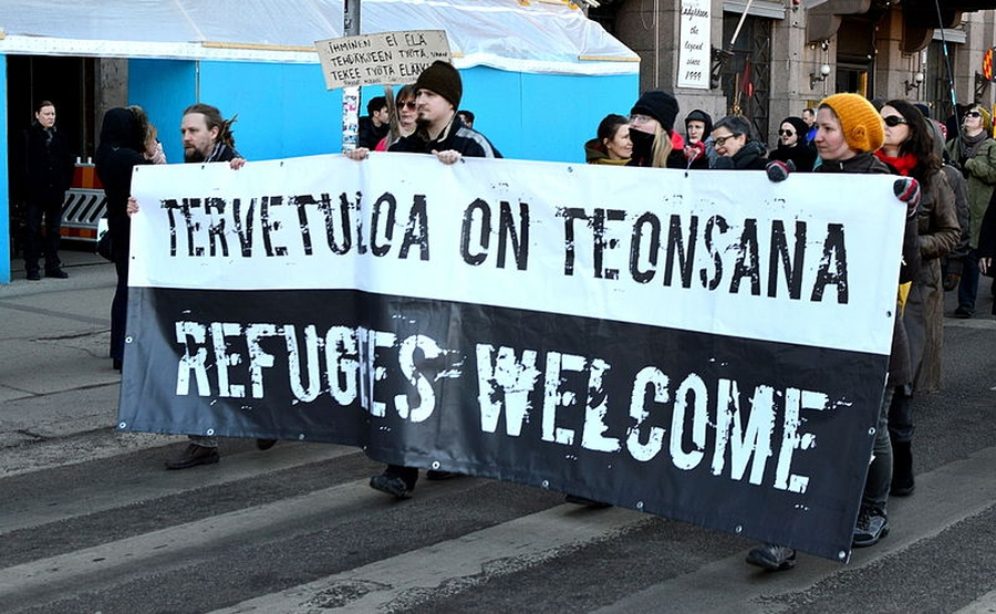 Government takes action to combat hate speech as thousands protest in Helsinki