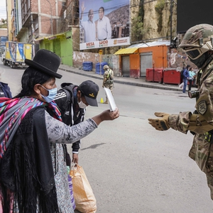 Free speech under threat in Bolivia during COVID-19 pandemic