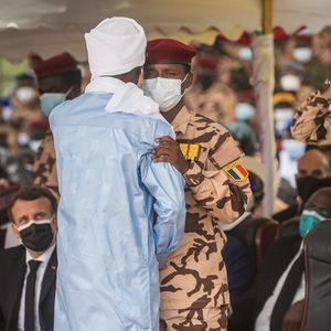Protests against Chad's Transitional Military Council continue