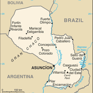 Journalist killed in Paraguay's border with Brazil