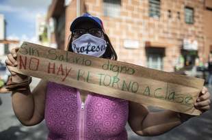 Venezuela reprime las actividades de la sociedad civil y restringe su financiación