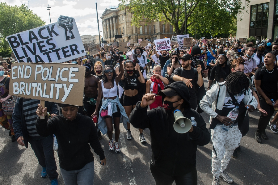 Police watchdog raises concerns over abusive policing practices at Black Lives Matter protests