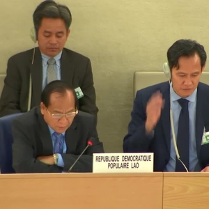 Rights groups and the UN continue to press Laos where civic space remains 'closed'