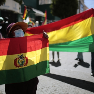 Stigmatisation of opposition continues in Bolivia