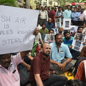 Environmental protesters in Tamil Nadu shot dead
