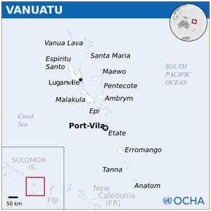 Civil society organisations advocate for ban on seabed mining in Vanuatu's waters