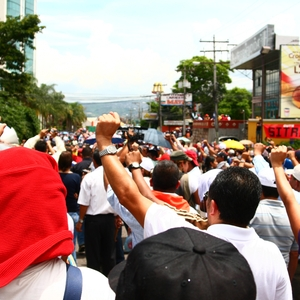 Protests in Honduras have left at least 3 demonstrators dead and several injured