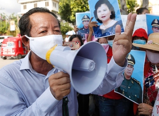 Arrests of activists dangerously escalate while draft public order law draws flak in Cambodia