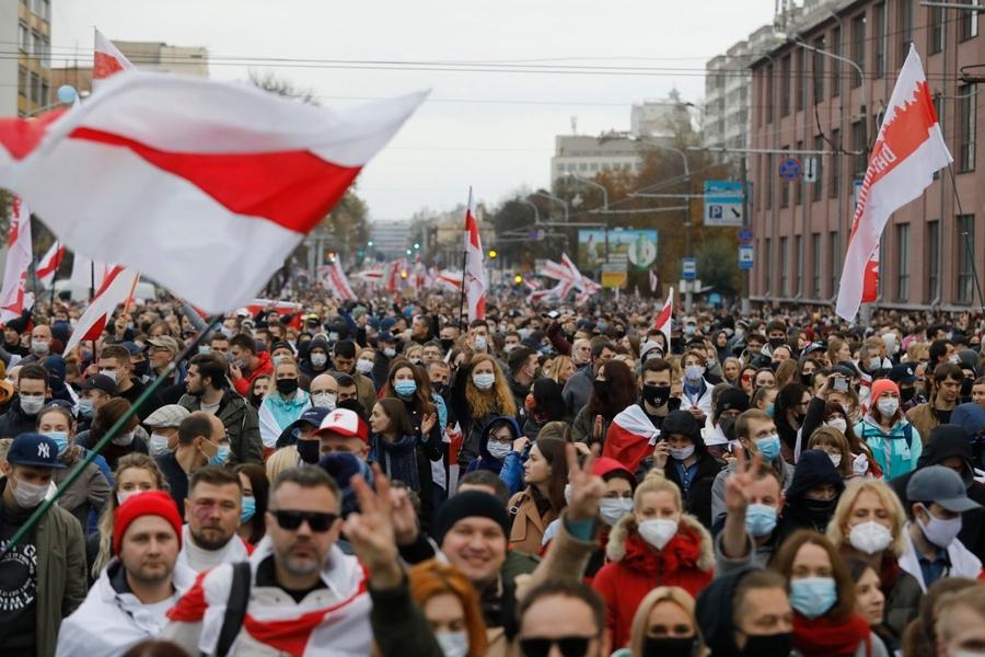 July 2021: Black weeks for Belarusian Civil Society